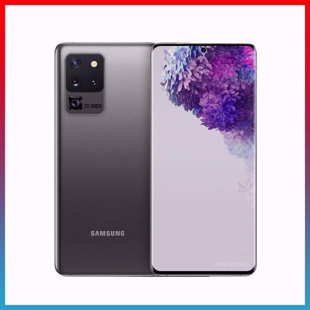 Picture of Samsung Galaxy S20 Ultra 5G [12GB RAM   128GB ROM]  Original Malaysia