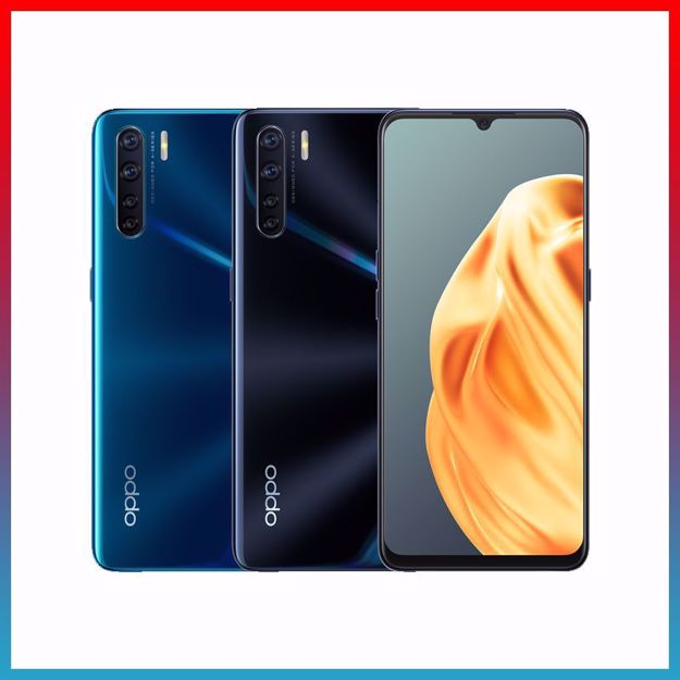 Picture of OPPO A91 2020 [128GB + 8GB RAM] MALAYSIA SET