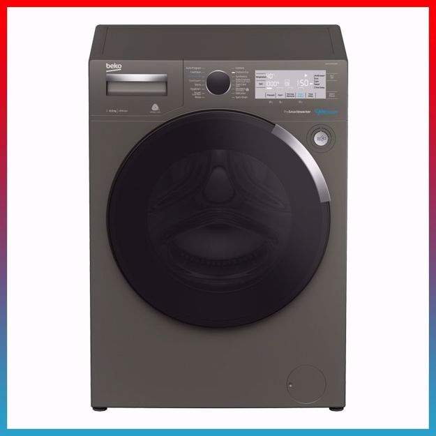 Picture of BEKO Freestanding Washing Machine (10.5 kg, 1400 rpm) Front Load