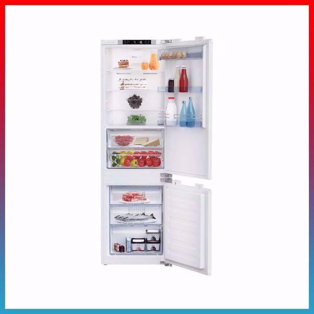 Picture of BEKO Integrated Fridge Freezer (Freezer Bottom, 55.6 cm) 300L Built-In BCN130000