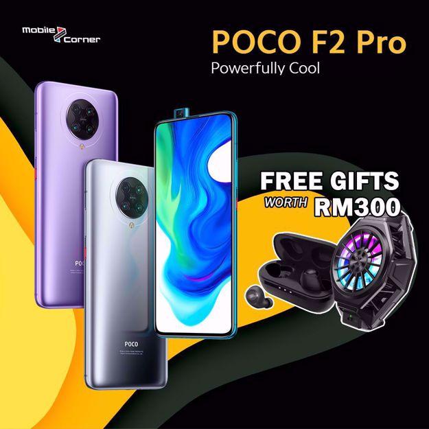 Picture of XIAOMI POCO F2 PRO [256GB + 8GB RAM] ORIGINAL MALAYSIA