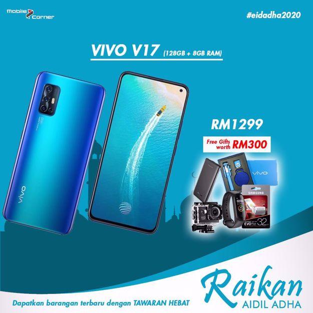 Picture of VIVO V17 [128GB + 8GB RAM] ORIGINAL MALAYSIA