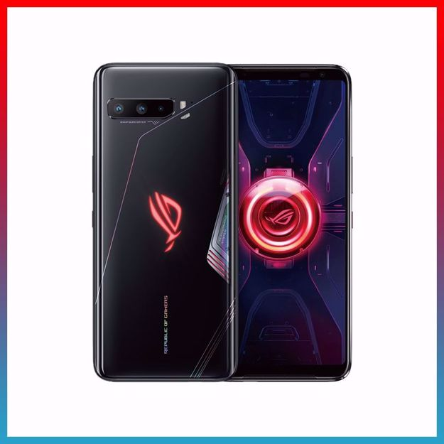 Picture of ASUS ROG PHONE 3 STRIX EDITION [256GB + 8GB RAM] MALAYSIA SET