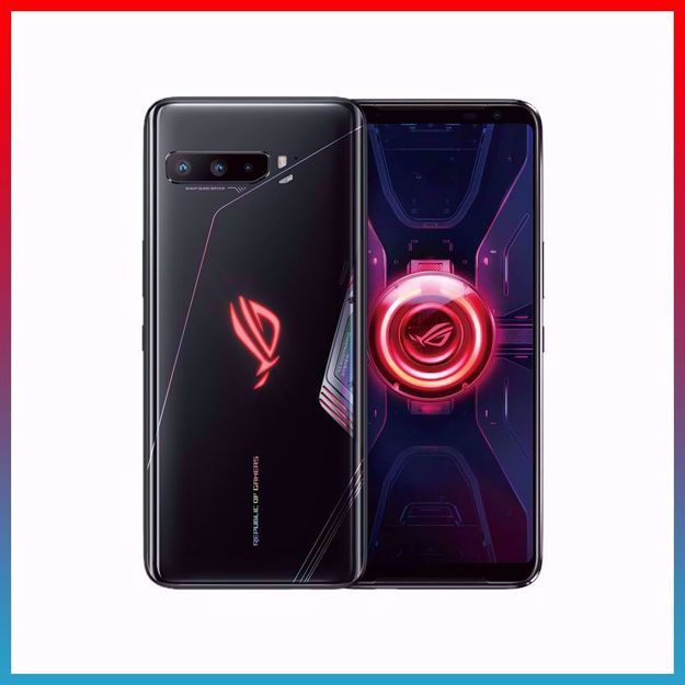 Picture of ASUS ROG PHONE 3 [512GB + 16GB RAM] MALAYSIA SET