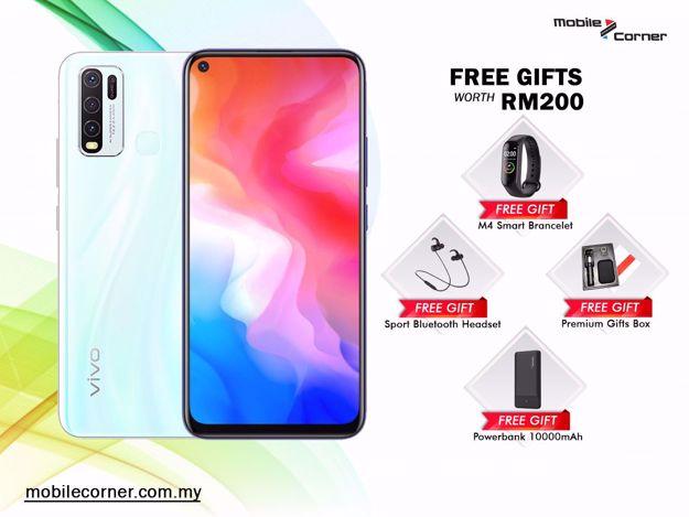 Picture of VIVO Y30 [128GB + 4GB RAM] MALAYSIA SET