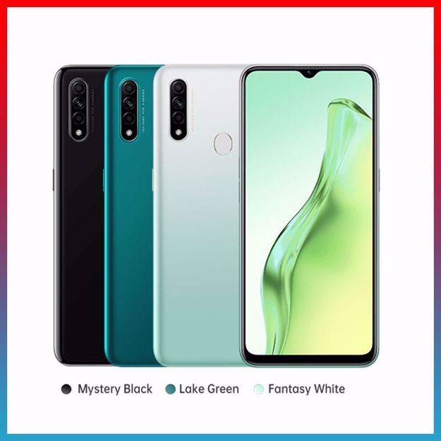 Picture of OPPO A31 [64GB + 4GB RAM] MALAYSIA SET