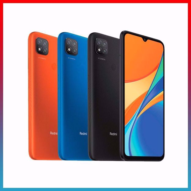 Picture of XIAOMI REDMI 9C [64GB + 3GB RAM] MALAYSIA SET