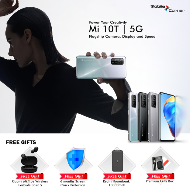 Picture of XIAOMI MI 10T [128GB + 8GB RAM] MALAYSIA SET